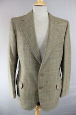 Wool Blend Blazer Original Vintage Coats & Jackets for Men