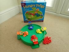 Hungry Frogs Game - Gobble up the balls 1 - 4 players NCC