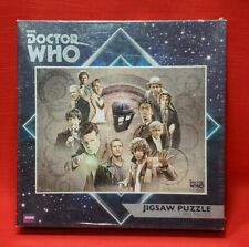 Doctor Who Doctors Collage Tv Television Show 1000 Piece 20x27 Inch Jigsaw Puz.