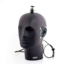B1-E Binaural Dummy Head + BE-P1 microphones + Battery Box