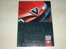44651) Alfa Romeo 146 Junior Prospekt 08/1997