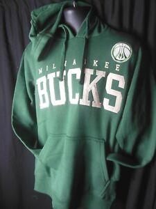 Milwaukee Bucks NBA Men's G-III Embroidered Hooded Pullover Sweatshirt