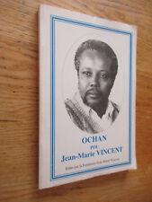 Ochan Jean-Marie VINCENT Hommage au prêtre assassiné à Haïti Haiti 1995