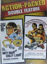 2 DRIVE-IN Classics DIRTY MARY CRAZY LARRY and RACE with the DEVIL 2-Disc SEALED