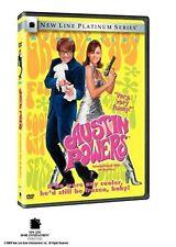 Austin Powers: International Man of Mystery [DVD] [1997] [Region 1] [US Impor.