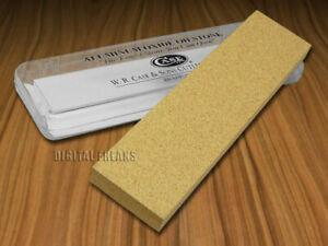 Case xx Aluminum Oxide Oilstone Pocket Knives Knife Sharpening Stone 905