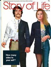 Story Of Life Magazine Part 14 1970 How Many Sides To Your Self? EX 051616jhe