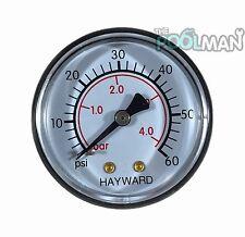 Hayward ECX27091 Back Mount Pressure Gauge