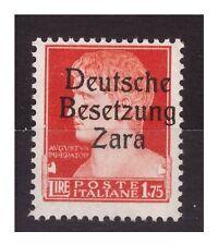 ZARA  1943  -  LIRE 1 ,75  -  SECONDO TIPO   NUOVO **