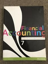 Financial Accounting 7th ED by Horngren