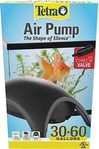Tetra Whisper Aquarium Air Pump with Minimal NOise and Max Air Flow, 40-60 Gal