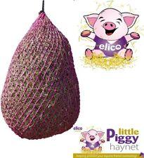 Standard Little Piggy Slow Trickle Feed Very Small Hole Haynet Haylage Hay Net