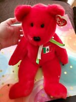 Ty Beanie Baby Osito the Mexican Bear Rare NEW Retired 1999