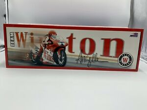ACTION ANGELLE 1999 PRO STOCK BIKE MOTORCYCLE DIE CAST ADULT COLLECTIBLE NIB NOS
