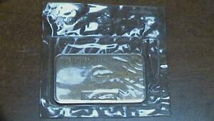 Royal Canadian Mint 1 Troy Oz .999 Fine Silver Bar in Plastic SEE PICS