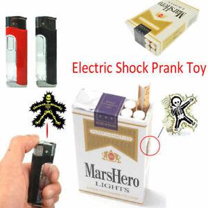 Electric Shock Cigarette lighter - Joke - Prank - April Fools