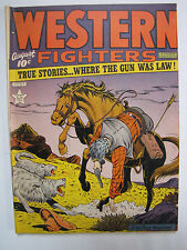 Western Fighters #Vol. 1#9 (Aug 1949, Hillman) [FN 6.0]