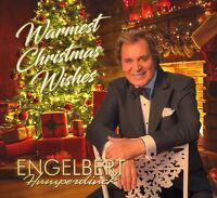 ENGELBERT HUMPERDINCK - Warmest Christmas Wishes (CD-Music) [NEW & SEALED] 2018