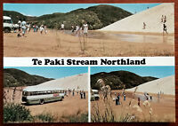 The Paki Stream, Northland, New Zealand. Post Card