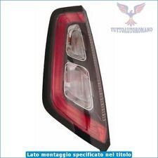 RBDXB FARO GRUPPO OTTICO POSTERIORE SX Sinistro Fiat GRANDE PUNTO EVO DAL 2009 A