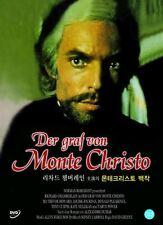 The Count of Monte Cristo (1975) New Sealed DVD Richard Chamberlain
