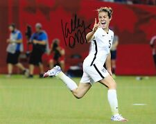 KELLEY O'HARA Signed 8x10 Photo USA Women's National Soccer Team