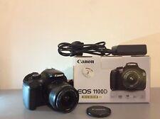 Canon EOS 1100D 12.2MP Digital SLR Camera 18-55MM III kit