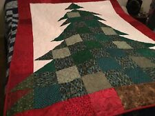Christmas Tree Throw