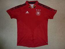 Original DFB - Trikot, Away, EM 2004, rot, Gr. S bzw.176, ClimaCool
