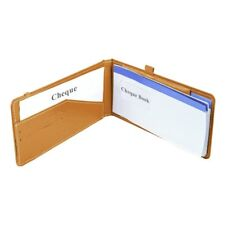 Cheque Book Holder Cheque Book Case Card Holder Holder Cheque FreeShip