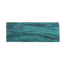 Musiclily Pro Green Malachite Man-Made Guitar Inlay Material Blank 95x35x2mm