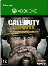CALL OF DUTY WWII GOLD EDITION XBOX ONE Digitale no cd / NO KEY OFFLINE ONLY