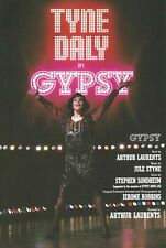 TYNE DALY in GYPSY the revival 1991 with the TONY and EMMY-Winning star