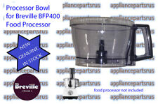 Breville BFP400 Food Processor Bowl Part BFP400/41 - NEW - GENUINE - IN STOCK