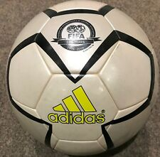 ADIDAS PELIAS MATCH BALL OLYMPIC 2004 FOOTBALL SOCCER 100 YEARS FIFA size 5