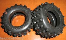 Team Associated RC 10 Classic Rear Champion Tires, Vintage Re Release Part 6815