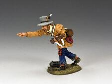 RETIRED! Captain John Baugh - King & Country Alamo Defender from Virginia RTA067