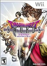 Dragon Quest Swords: The Masked Queen and the Tower of Mirrors (Nintendo Wii)