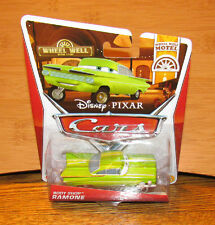 Disney Pixar CARS Movie  BODY SHOP RAMONE Wheel Well Motel series 08/11 New