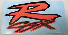 Suzuki GSXR Logo bedruckt Aufkleber