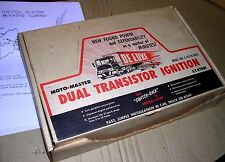 MOTOMASTER 1960s Transistor Ignition 5 Pole BOOSTER COIL @ CHEVY CORVETTE CAMARO