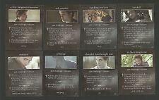 Robert Pattinson as Edward Cullen in Twilight Saga Film Fab Card Collection A