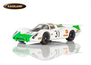 Porsche 908 LH Coupe Porsche System Le Mans 1968 Siffert / Herrmann, Spark 1:18