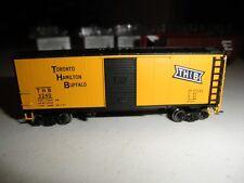 """Toronto, Hamilton & Buffalo  , 10' 6"""" high 40' boxcar  # 3561"""