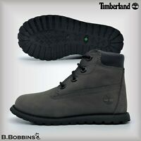 "Timberland® Pokey Pine 6"" Forged Iron B Grade Boys Boots UK Infant 5 6 7 8 9 10"