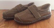 PAVO WALKING SHOES  Certified Diabetic Footwear Brown Leather 6 XW Orthopedic