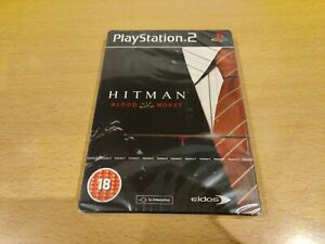 Hitman Blood Money - Steelbook Edition for Sony PlayStation 2 (PS2) Sealed