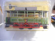 paya jouet tole tramway  4 , tin toy