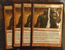 Mtg sudden shock x 2 great condition