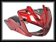DIV Upper Fairing+Ram Air Dash Cover For Yamaha 2006-13 FZ1 FAZER FZ1-FAZER Red